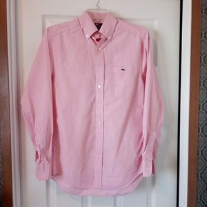 Vineyard Vines Pink Slim Fit Tucker Shirt - XS